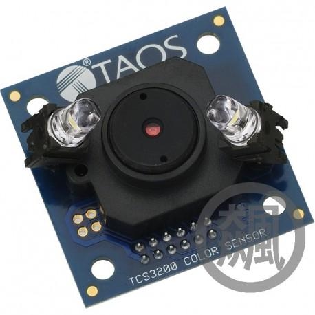 TCS3200色彩辨識器