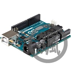 Arduino Uno Rev3控制器 (正宗義大利原廠台灣總代理 - 品質保證)