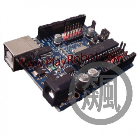 CGGs_Arduino 328P相容強化版