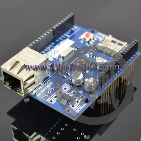 CGGs_Arduino W5100 網路模組擴充板
